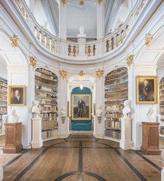 Reinhard Görner 'Great Minds' Duchess Anna Amalia Library, Weimar, Germany