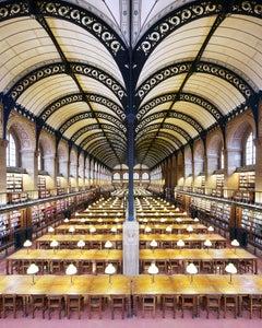 Reinhard Görner, Sainte Geneviève II Library, Paris