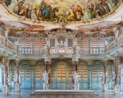 Reinhard Görner, Schussenried Abbey Library, Germany