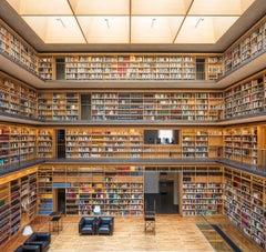 Reinhard Görner 'Study Center' Duchess Anna Amalia Library, Weimar, Germany