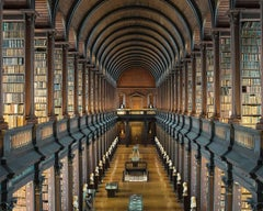 Reinhard Görner, The Long Room, Trinity College Library, Dublin Ireland