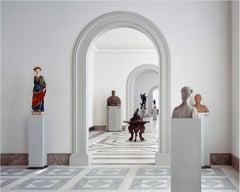Reinhard Görner Virtue, Bode–Museum, Berlin