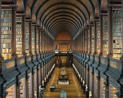 Trinity College Library, long room IV
