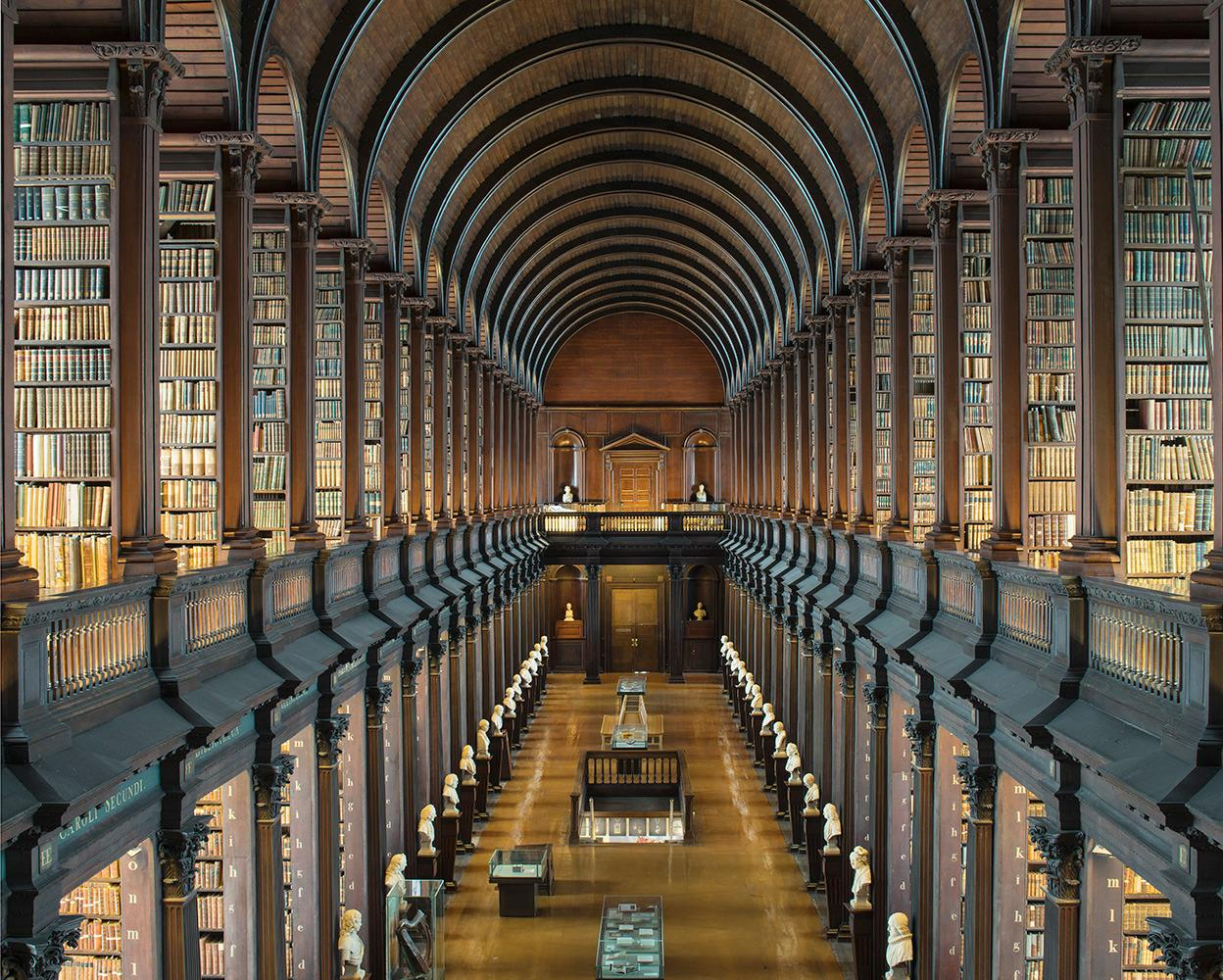 Trinity College Library - The Long Room IV