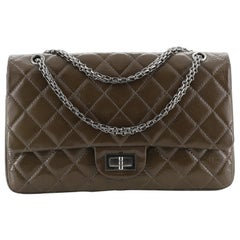 Reissue 2.55 Flap Bag Quilted Patent 227