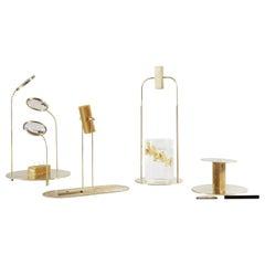 Relativistic Objects Contemporary Light Accessories by Martina Taranto
