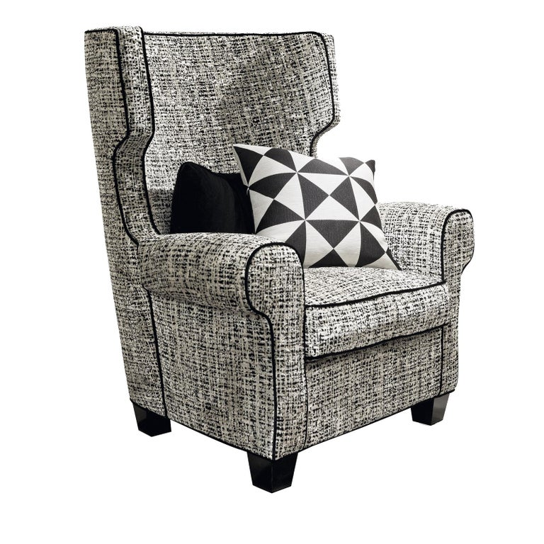 Modern Relax Armchair by Chiara Provasi For Sale