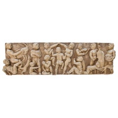 Relief with Putti as Bacchants, 1930s-1940s