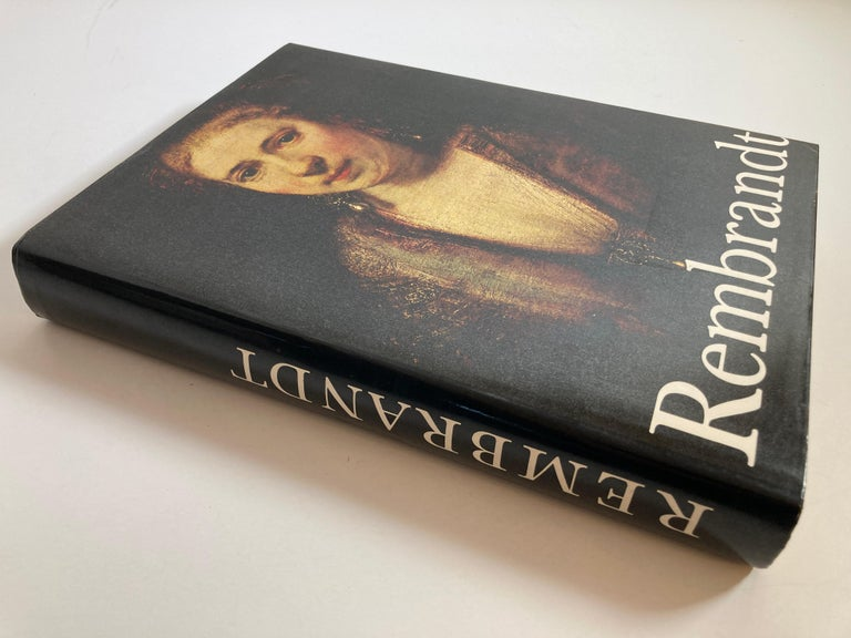 Rembrandt paintings hardcover book by Gerson Horst. First edition, with 80 full-color plates and 650 black and white reproductions. A handsome copy. Published by Reynall William Morrow, (New York), 1968. Title: Rembrandt Paintings Publisher:
