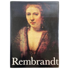 Rembrandt Paintings Hardcover Book by Gerson Horst