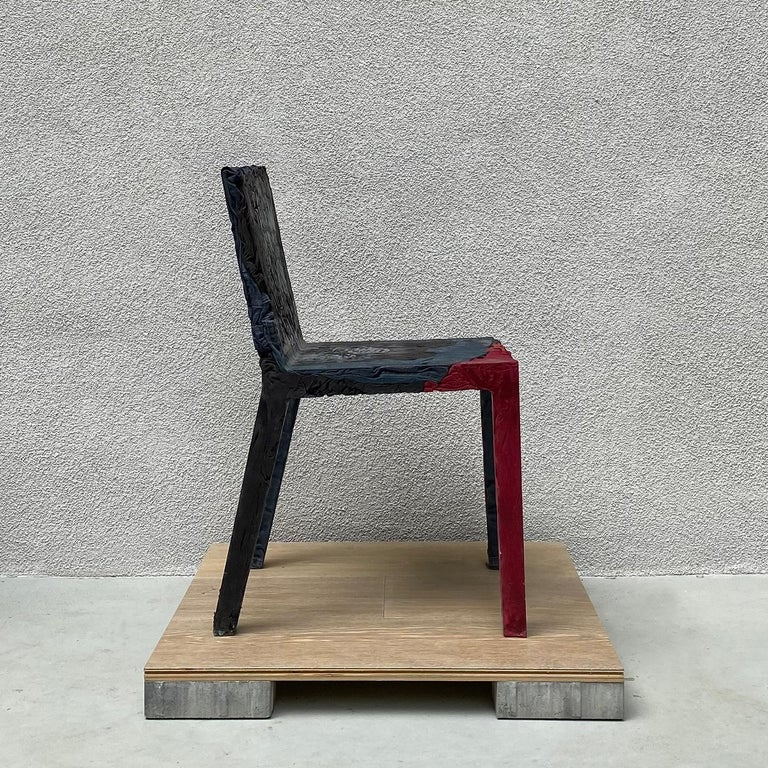 Post-Modern RememberMe Chair For Sale
