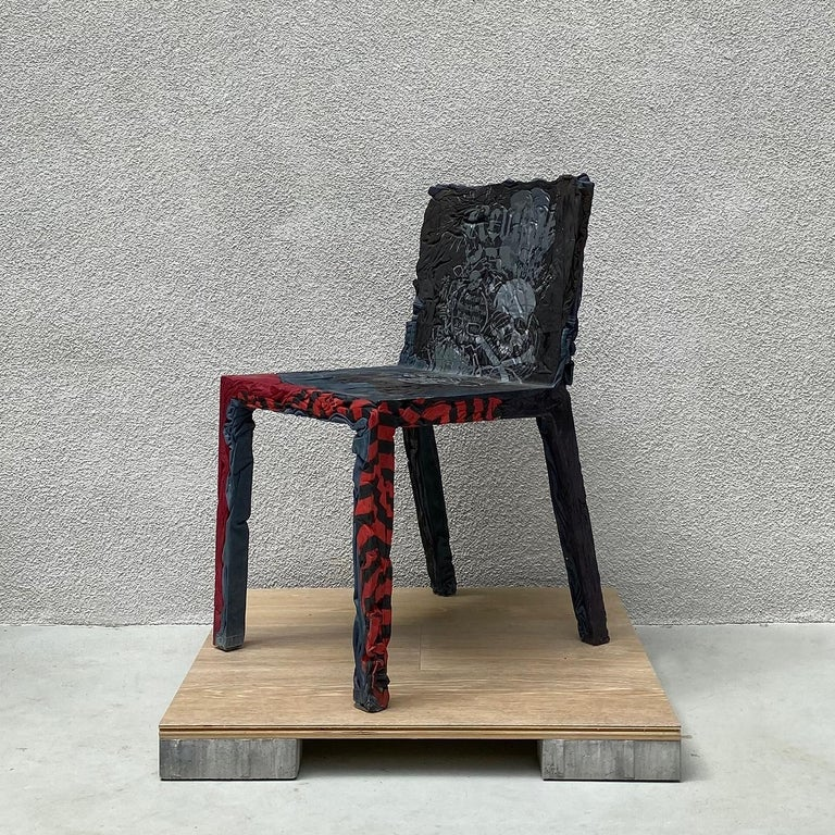 RememberMe Chair In Excellent Condition For Sale In Los Angeles, CA