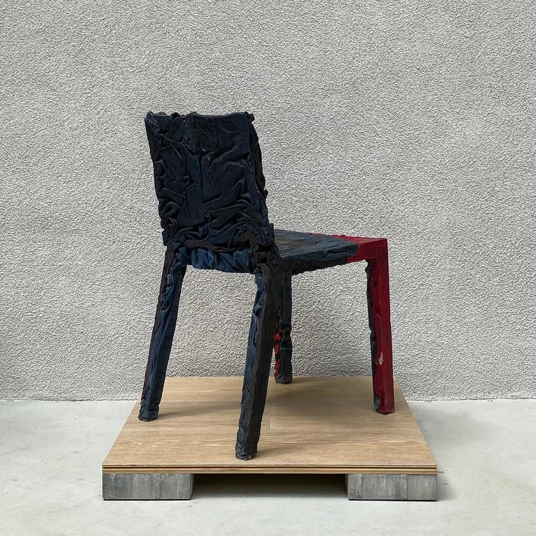 Fabric RememberMe Chair For Sale