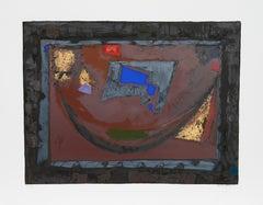 Beyond, 1979, Lithograph by Remo Farruggio