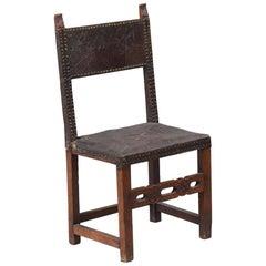 Renaissance Back Chair