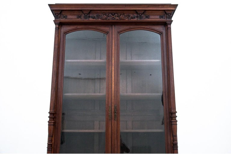 Renaissance Library from Around 1880 For Sale 4