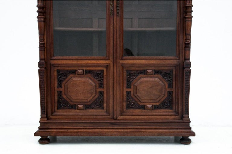 Renaissance Library from Around 1880 For Sale 5