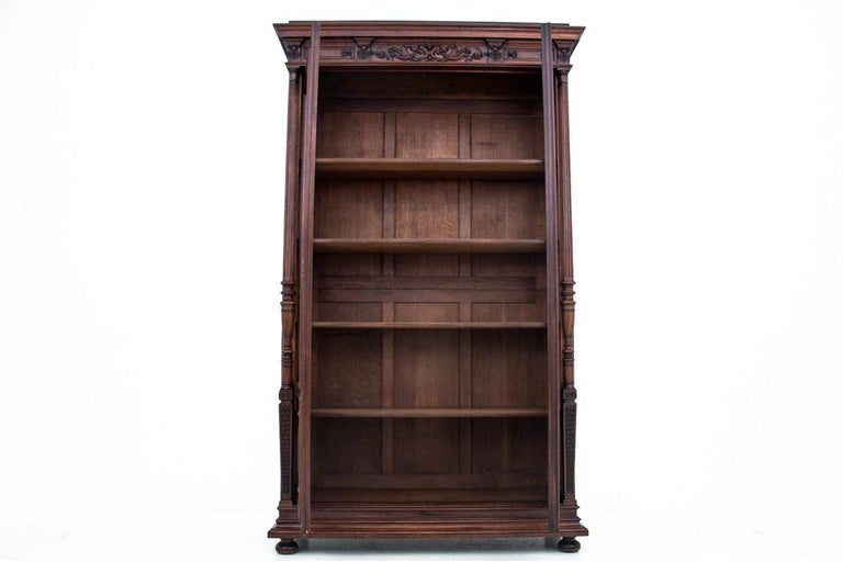 Swedish Renaissance Library from Around 1880 For Sale