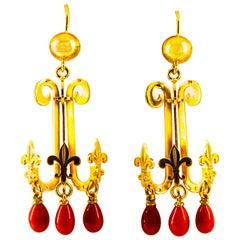 Renaissance Chandelier Earrings