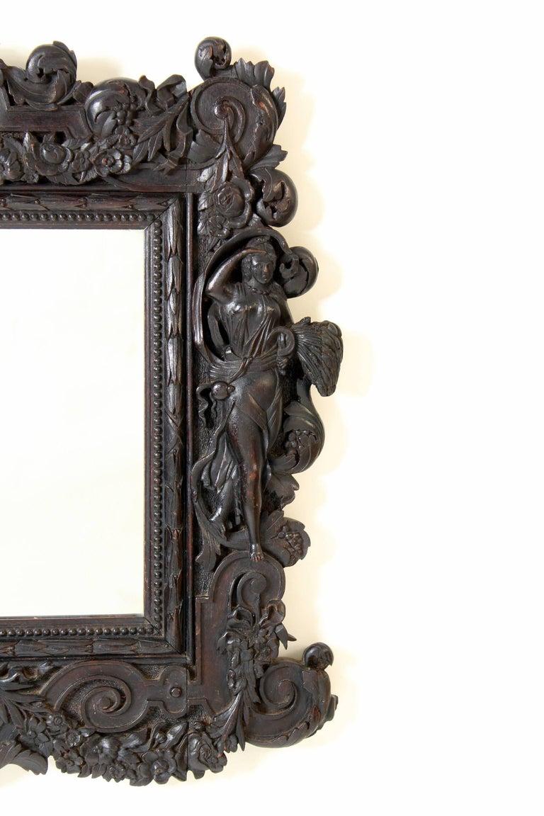 European Renaissance Revival Mirror For Sale