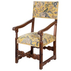 Renaissance Style Armchair