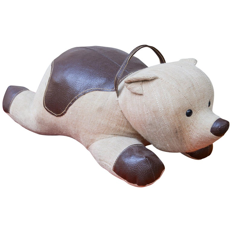 Renate Müller Bear Therapeutic Toy, 1968 For Sale