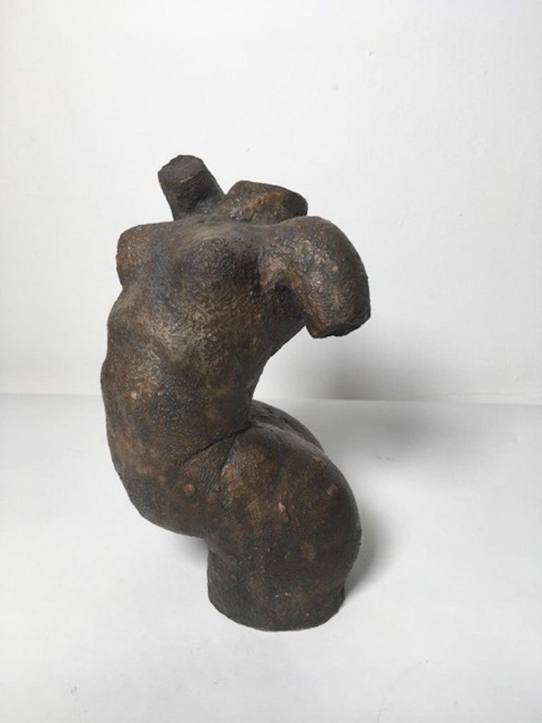 Iron sculpture by Renato Bassoli, 1950. Unique Piece.