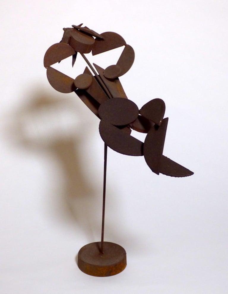 Modern Renato Bassoli Midcentury Italian Sculpture For Sale