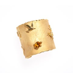 Renato Cipullo Return to the Sea Gold Cuff