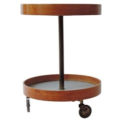 Renato Forti Bar Cart / Work Unit, Italy, 1950s