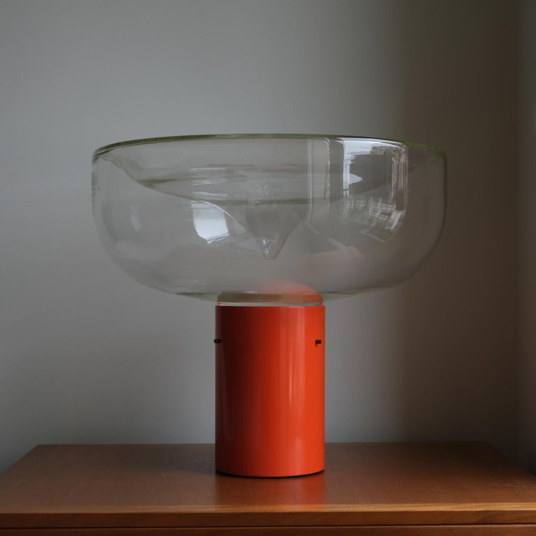 Renato Toso, a Table Lamp, Aella, Leucos, 1968 For Sale 3