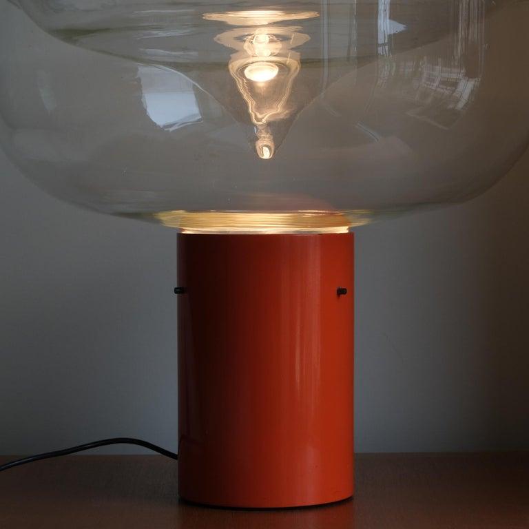 Renato Toso, a Table Lamp, Aella, Leucos, 1968 In Good Condition For Sale In Paris, FR
