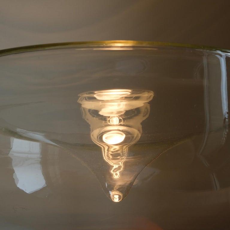 Mid-20th Century Renato Toso, a Table Lamp, Aella, Leucos, 1968 For Sale