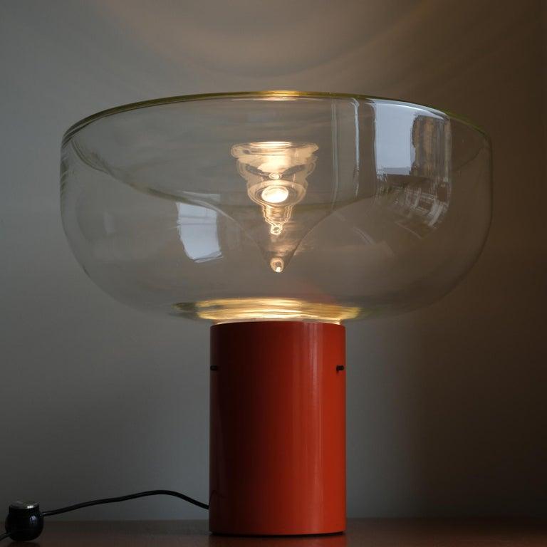 Renato Toso, a Table Lamp, Aella, Leucos, 1968 For Sale 1