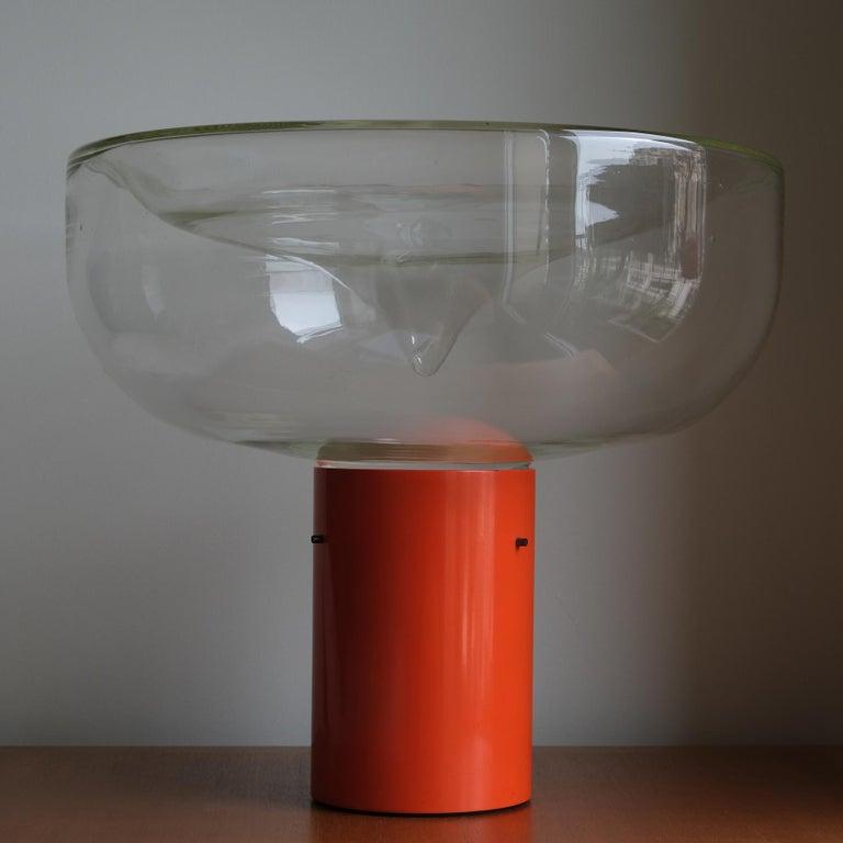 Renato Toso, a Table Lamp, Aella, Leucos, 1968 For Sale 2