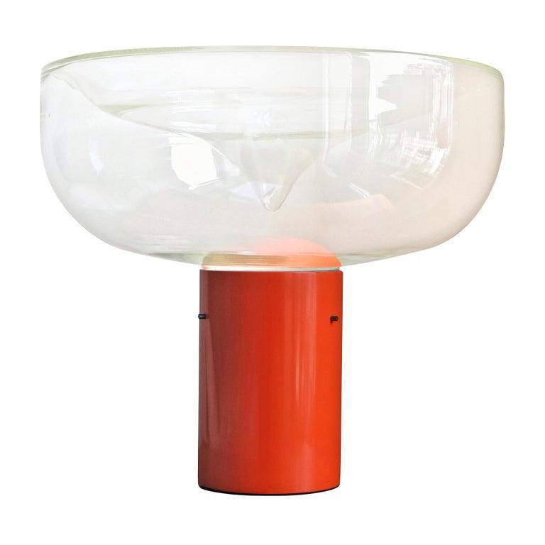 Renato Toso, a Table Lamp, Aella, Leucos, 1968 For Sale