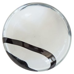 Renato Toso Sassi Series Murano Glass Paperweight for Fratelli Toso, 1970s