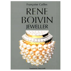 'Rene Boivin Jeweller', Book