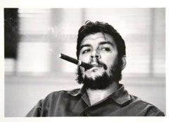 """Ernesto """"Che"""" Guevara - Original Vintage Photo by René Burri - 1963"""