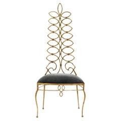 René Drouet Vintage Chair