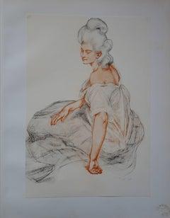 Manon - Original lithograph (1897/98)