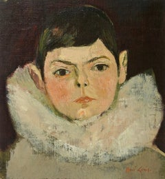 """Enfant A La Collarette"" The Child in the Collar."