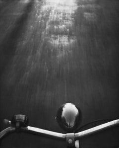 307 – René Groebli, Black and White, Street Photography, Art, Vintage Print