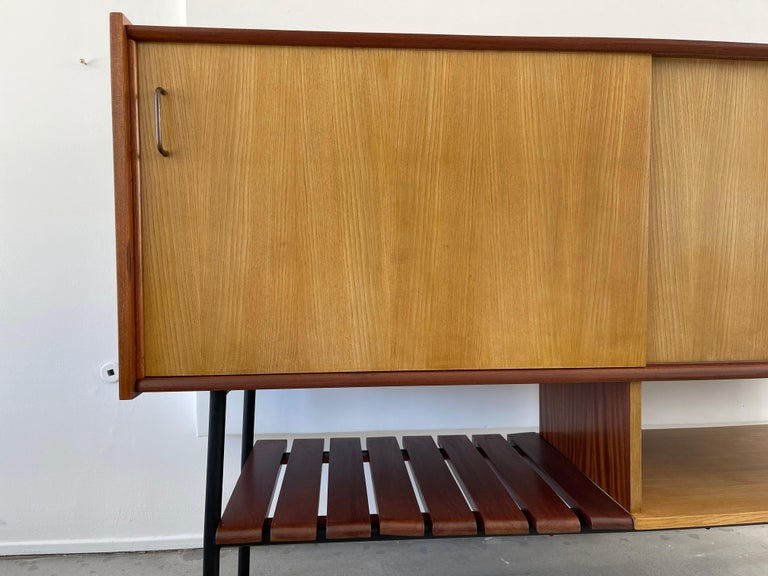French René-Jean Caillette Attributed Cabinet For Sale