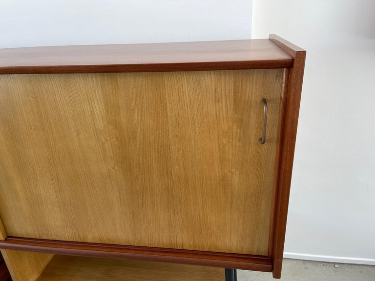 Mid-20th Century René-Jean Caillette Attributed Cabinet For Sale