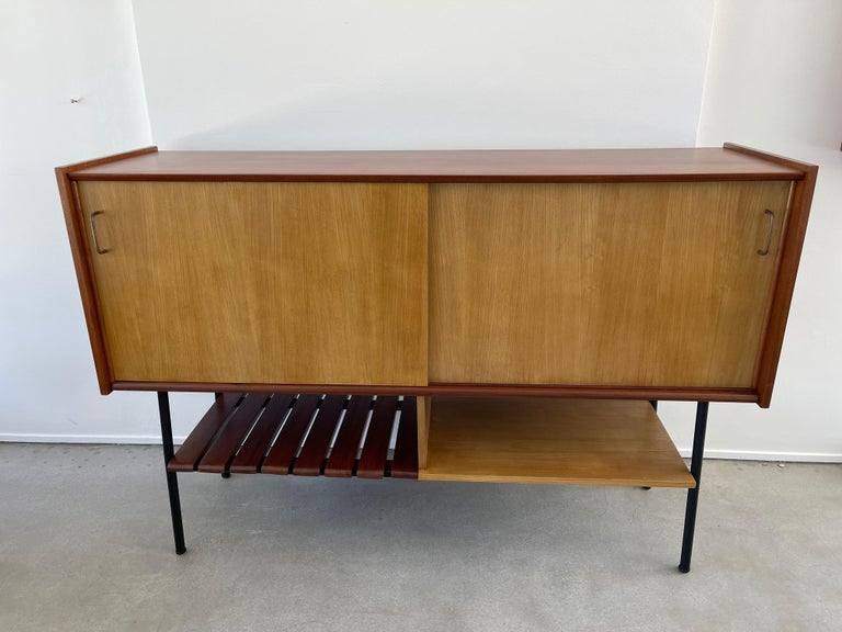 René-Jean Caillette Attributed Cabinet For Sale 1