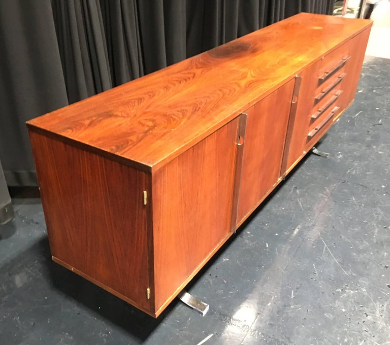 French Rene Jean Caillette Sideboard For Sale