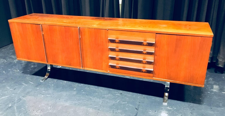 Rene Jean Caillette Sideboard In Good Condition For Sale In Brooklyn, NY