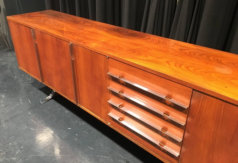 20th Century Rene Jean Caillette Sideboard For Sale