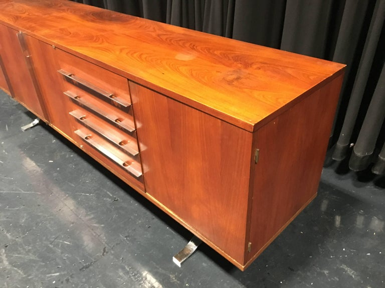 Rosewood Rene Jean Caillette Sideboard For Sale